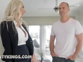 Reality Kings - Curvy milf Janna Hicks gets pounded by cock
