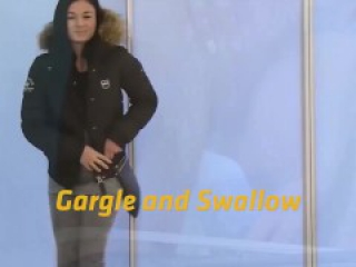 Peeonher - Gargle And Swallow - Pissing Porn