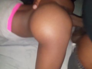 quick rough sex before work with daddy