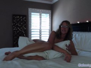 Sexy Mature Jess Ryan In Private CamShow Anal DP ATM and Orgasms